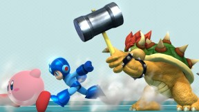 Super Smash Bros Items en Wii U